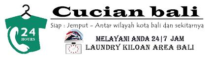 Laundry Kiloan Bali